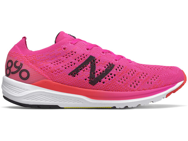 malla lavar Contribuyente  New Balance 890 V7 Zapatillas Mujer, pink   Campz.es
